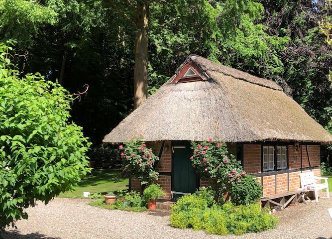 Pocket Haus in Ostseenähe auf Gut Testorf