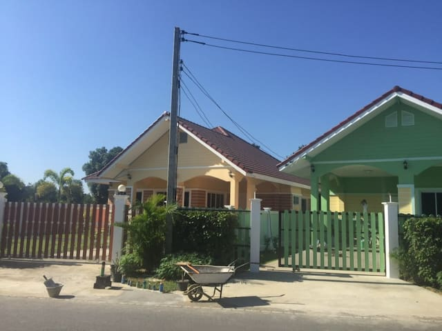 Tambon Tamaka的民宿
