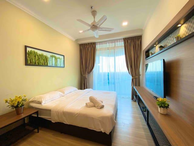 马六甲的民宿