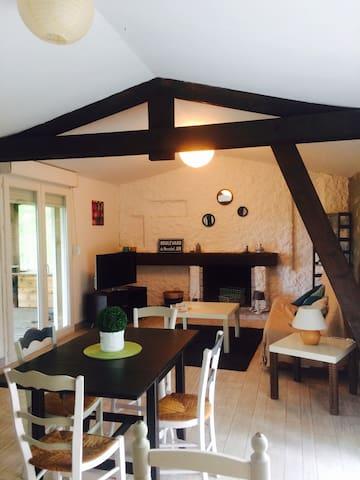 Mercin-et-Vaux的民宿