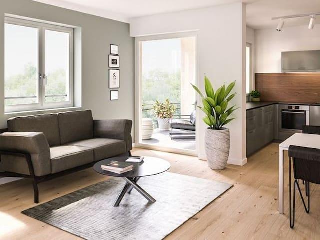 Центральные апартаменты!