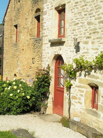 Le gîte des Fontaines, au coeur de la Bourgogne...