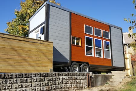 Pittsburgh's only Tiny House!