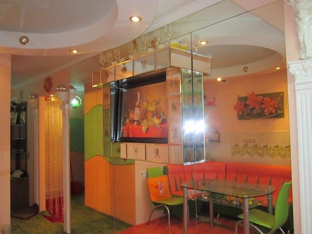 Juice Apartment Park zone
