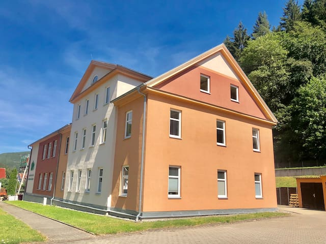 Schwarzatal的民宿