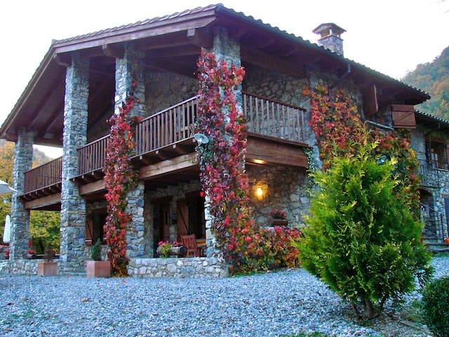 La Cort. Casa de Turismo Rural de El Muig