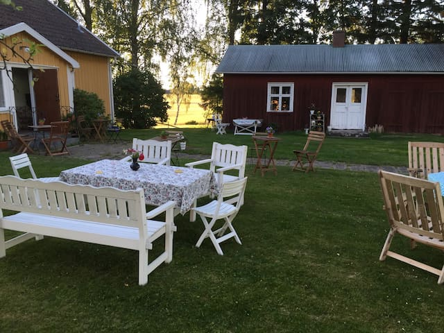 Lidköping S的民宿