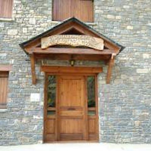 Escaló的民宿