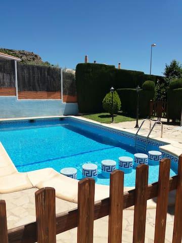 Alcañiz的民宿