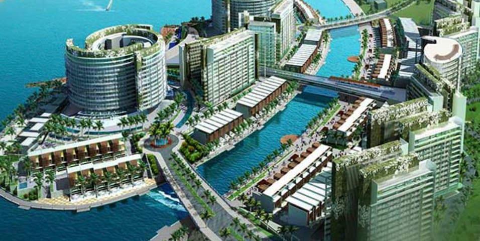 Abu Dhabi的民宿