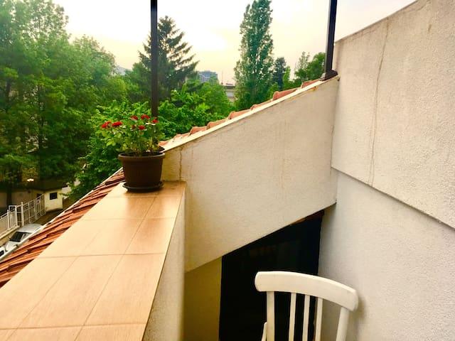 索非亚的民宿