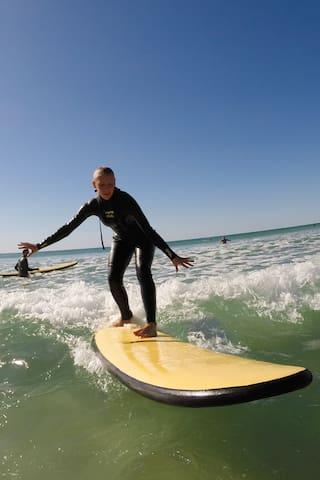 黄金海岸的体验