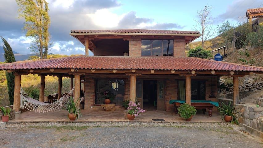 Vilcabamba的民宿