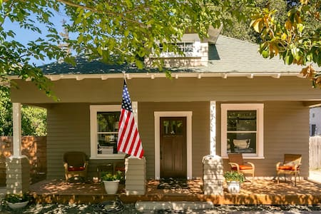 Completely Renovated 100+ year old Craftsman Home
