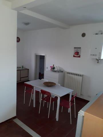 Appartamento spazioso in posto strategico