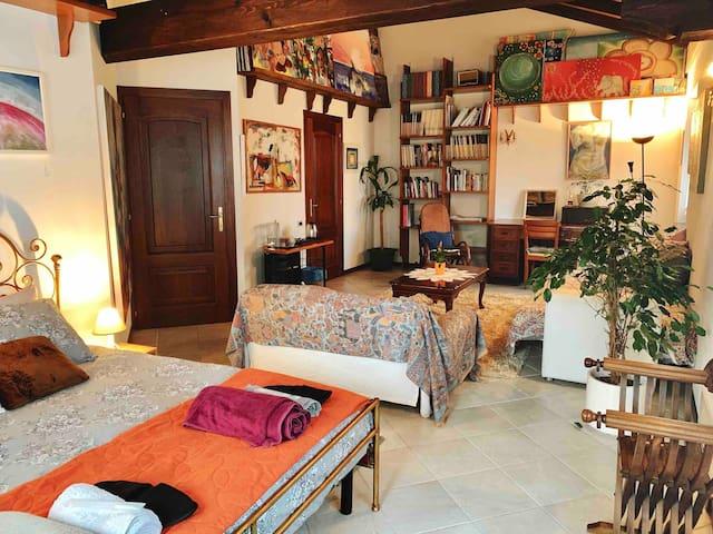 Serravalle Scrivia的民宿