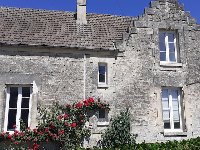 Celles-sur-Aisne的民宿