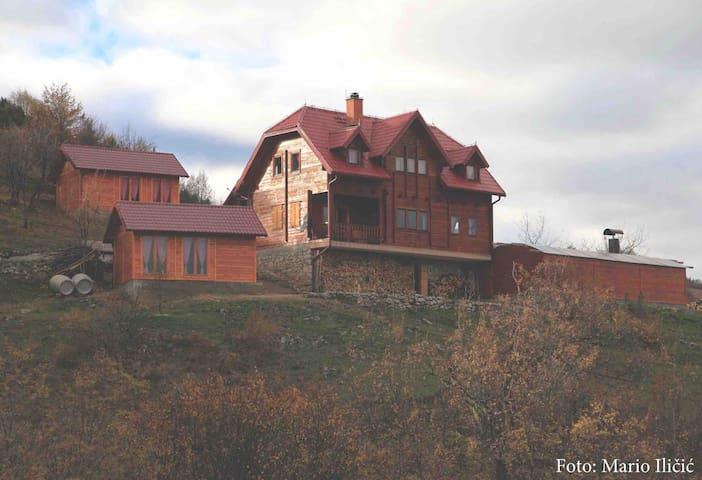 Foča的民宿