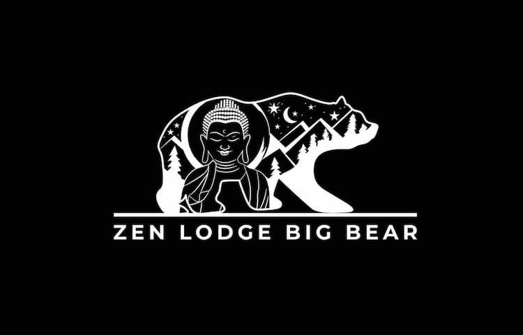 Zen Lodge Big Bear-the only outdoor bathtub🛀 in BB