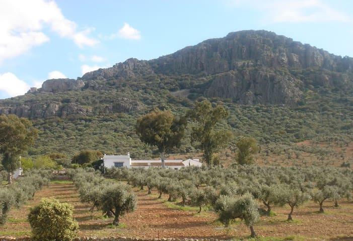 Casa Sierra de Mampar en Extremadura Naturalmente