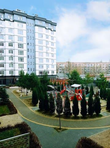 Boryspil'的民宿