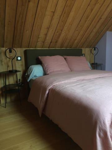 Plounéour-Ménez的民宿