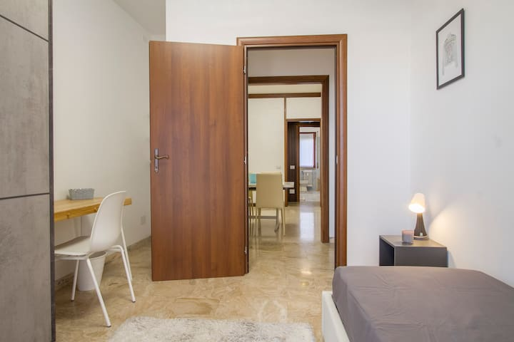 Cozy Rooms in Shared Flat - close to NAVIGLI