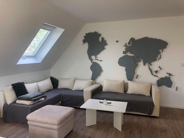 Löhne的民宿