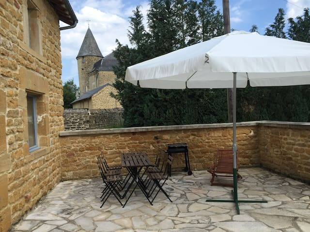 Euilly-et-Lombut的民宿