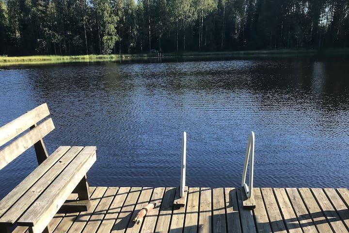 Puso- house at the lake