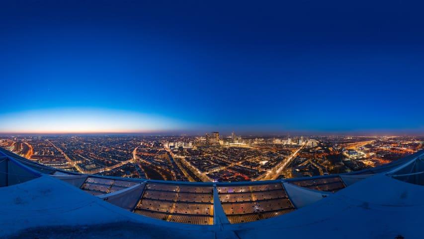 Amazing SkyStudio on 30th floor 733