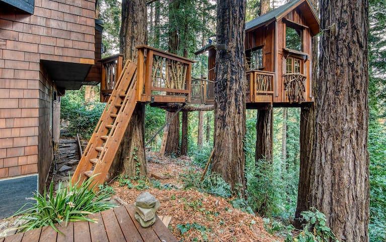 Woodacre的民宿