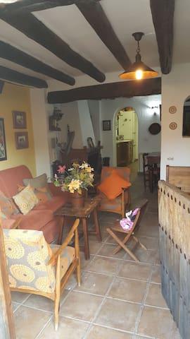 Villavieja del Lozoya的民宿