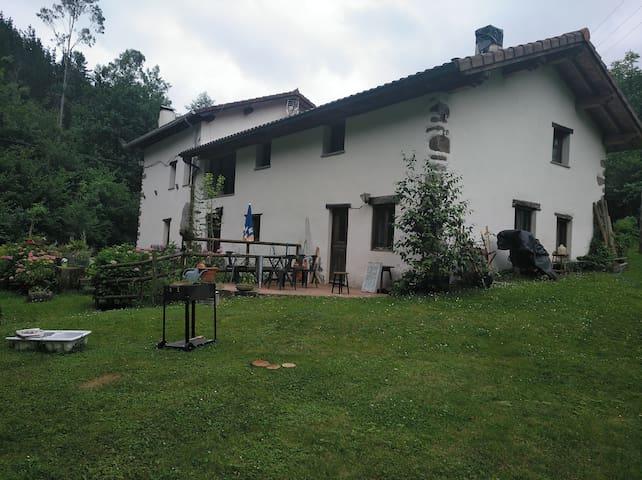 Odiaga的民宿