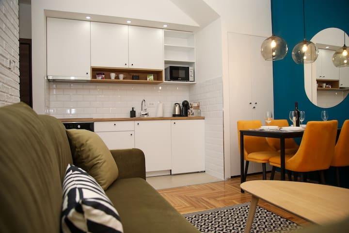 Modern Living in city centre Apt. 2