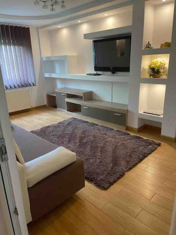 Botoșani的民宿