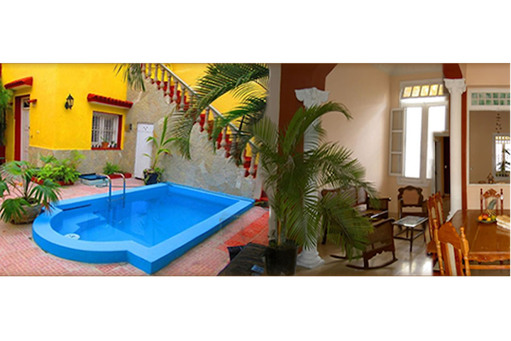 Holguín的民宿