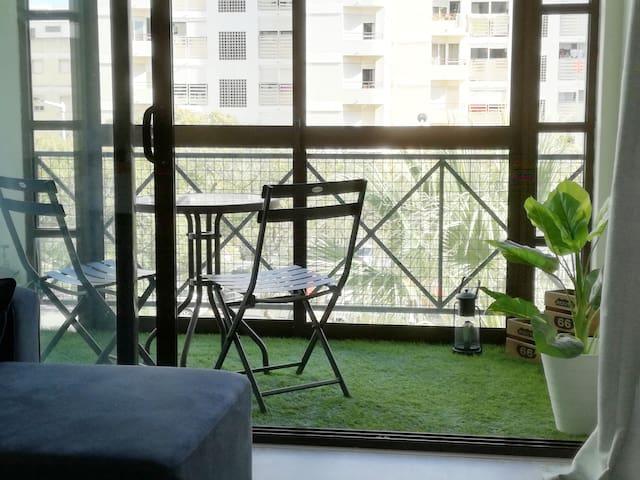 Ria Center Apartment - Right