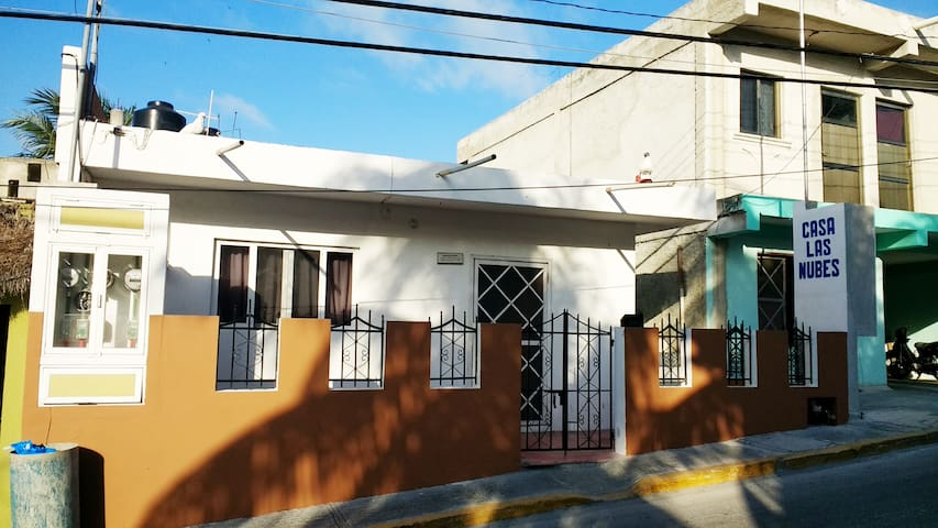 穆赫雷斯岛(Isla Mujeres)的民宿