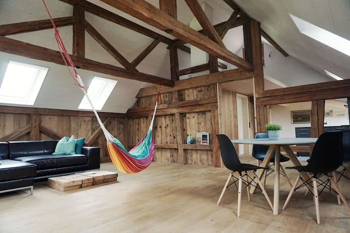 Appenzell的民宿