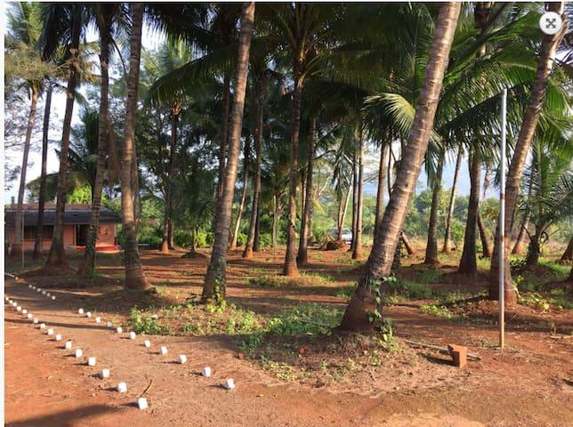 Mangaon的民宿