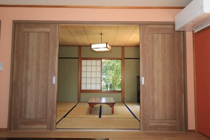 Nakatsugawa Shi的民宿
