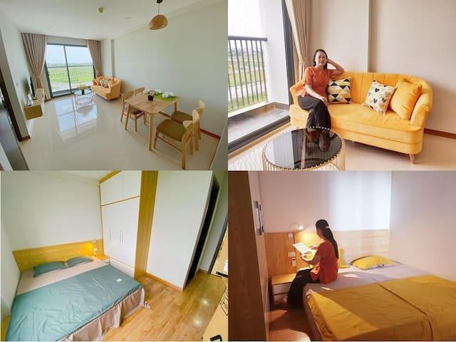 Cho thuê căn hộ chung cư cao cấp Xuân Mai Tower