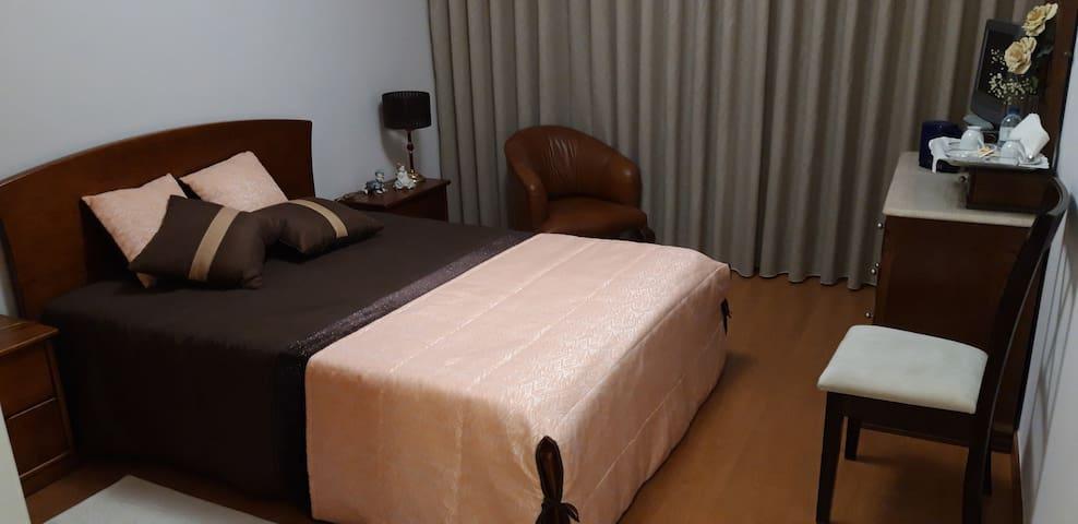 Quarto-Suite na Cidade de Vizela Rainha das Termas
