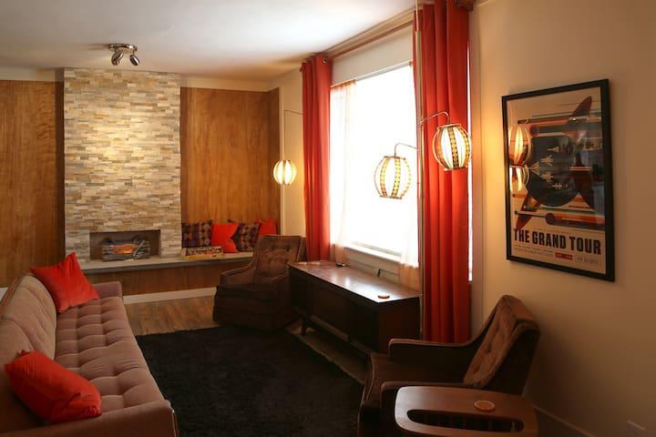 渥太华的民宿