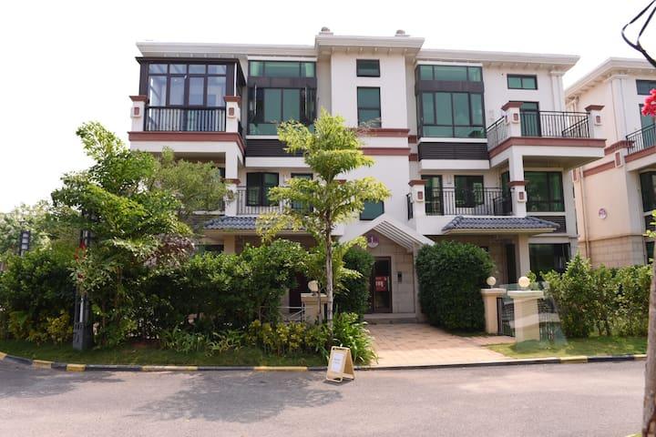 Changjiang的民宿