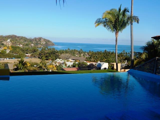 """2 room Apt Villa Los Corales, """"CHACHALACA"""" 3 beds"""