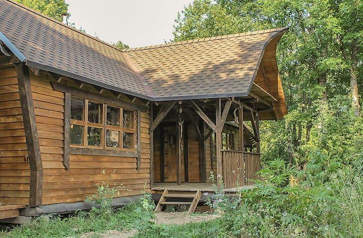 Temnolesskaya的民宿