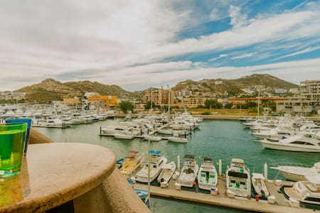 Top Floor Condo at Cabo Marina