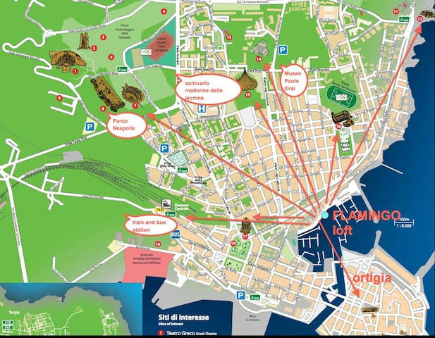 Guidebook for Siracusa